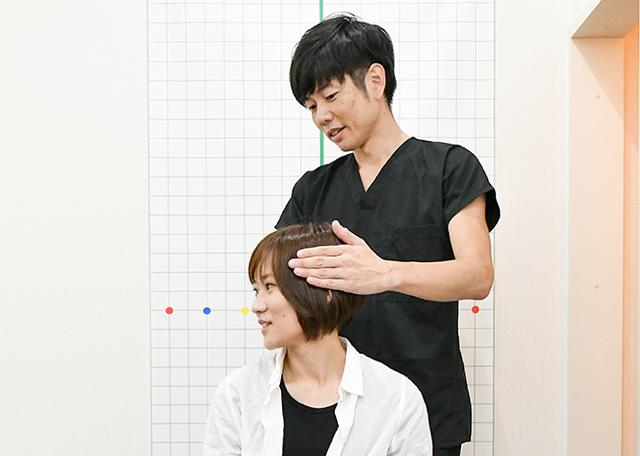 STEP3. お身体の検査